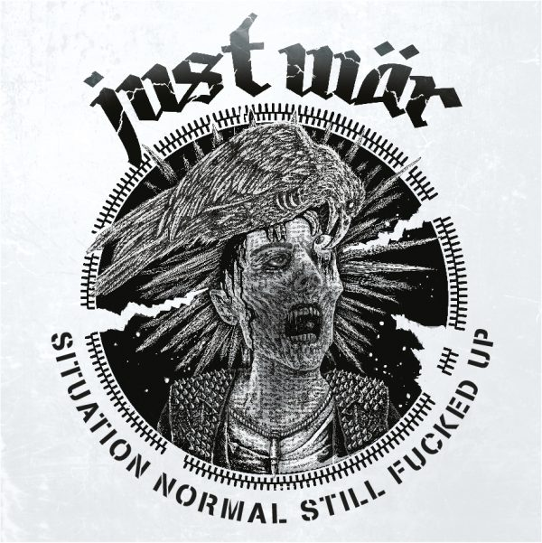 JUST WÄR – Situation Normal Still Fucked Up LP