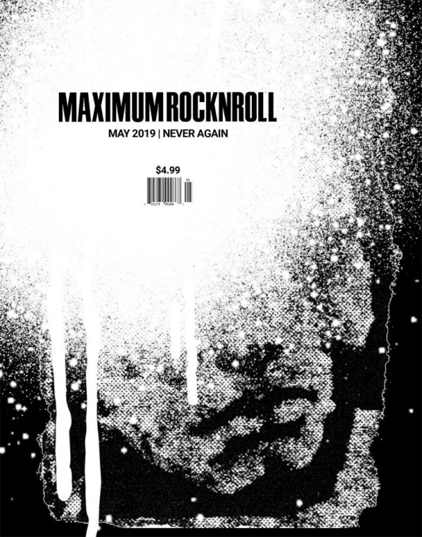MAXIMUM ROCKNROLL #432 – FINAL ISSUE