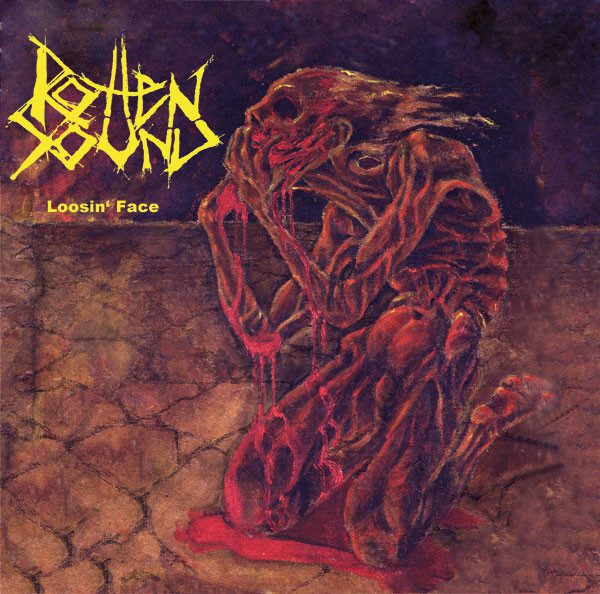 ROTTEN SOUND – Loosin' Face LP