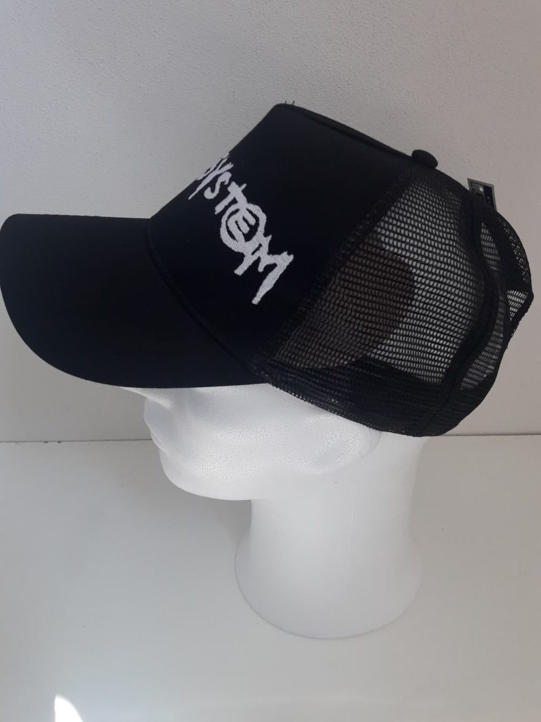 SKITSYSTEM – logo výšivka / embroidered – trucker