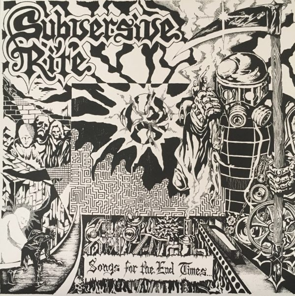 SUBVERSIVE RITE – Songs For The End Times LP