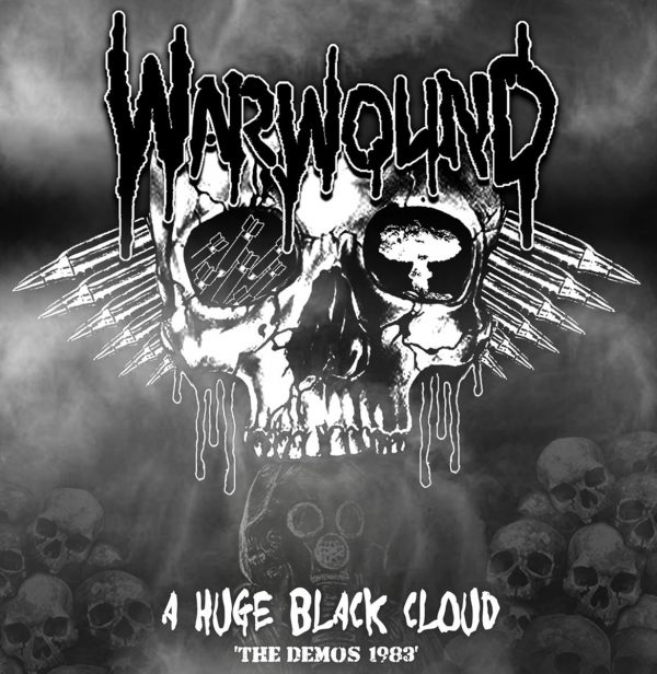 WARWOUND – A Huge Black Cloud LP