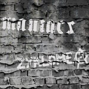 MANIACS / ZYKLOME A split EP