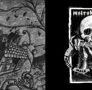 MATRAK ATTAKK / PAKT split LP