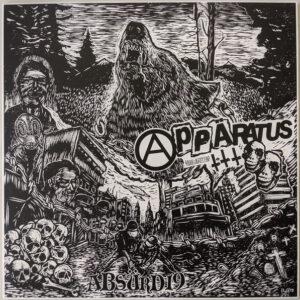 APPÄRATUS – Absürd 19 LP