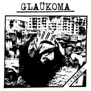 Glaükoma – 4 Track 7″EP flexi