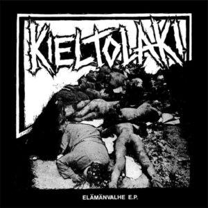 KIELTOLAKI – Elämänvalhe E.P. 7″EP
