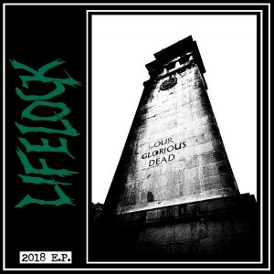 Lifelock – 2018 E.P. 7″EP
