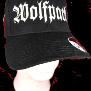 WOLFPACK – logo výšivka / embroidered logo