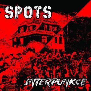 INTERPUNKCE / SPOTS split LP