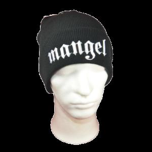 """""""MANGEL"""" full logo – ohrnovací kulich / turn-up beanie"""