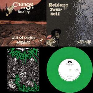 WARHEAD – CHANGE THE REALITY EP (LTD. 100/LIGHT GREEN)