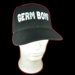 GERM BOMB – logo výšivka / embroidered logo