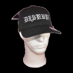 DISRUPT – logo výšivka / embroidered logo