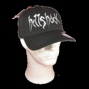 HELLSHOCK – logo výšivka / embroidered logo