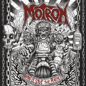 MOTRON – Who'll Stop The Rain? LP