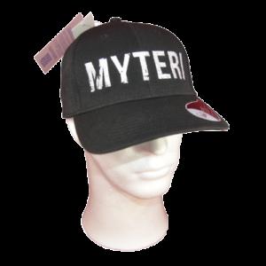 MYTERI – logo výšivka / embroidered logo