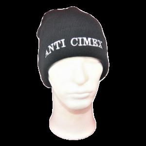 ANTI CIMEX – ohrnovací kulich / turn-up beanie
