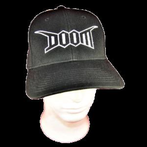 DOOM – logo výšivka / embroidered logo (no A/E)