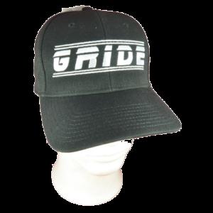 GRIDE – logo výšivka / embroidered logo