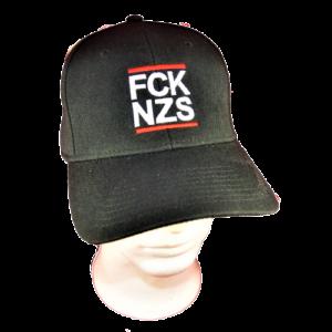 FCK NZS – logo výšivka / embroidered logo