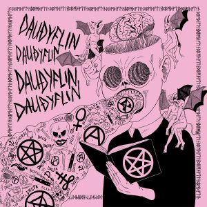 DAUÐYFLIN – Dauþiflin 7″EP