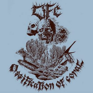 LIFE – Ossification Of Coral LP