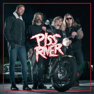 PISS RIVER – s/t LP