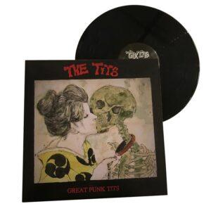 THE TITS – Great Punk Tits LP
