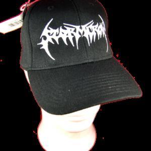 STORMCROW – logo výšivka / embroidered logo