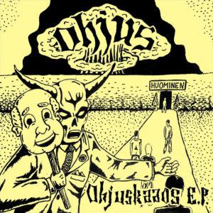 OHJUS – Ohjuskaaos 7″EP