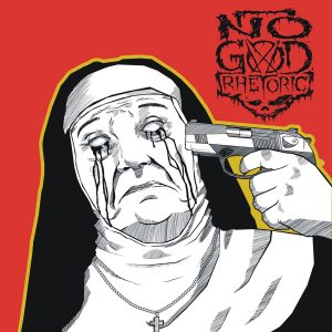 IMPULSEALER / NO GOD RHETORIC split 7″EP