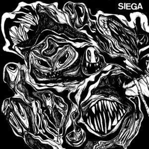 SIEGA – s/t 7″EP