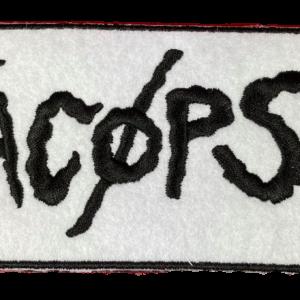 YACOPSAE – vyšívaná nášivka / embroidered patch