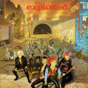 EXPLOITED – Troops Of Tomorrow LP