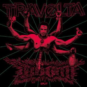 TRAVOLTA / BOOM split 7″EP