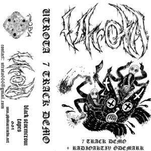 BST-001 UTROTA – 7 Track Demo + Radioaktiv Ödemark CASS