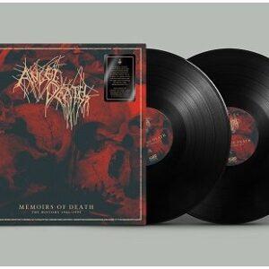 ANGEL DEATH – Memoirs Of Death 1986-95 2xLP (black)