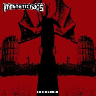 Nieu Dieu Nieu Maitre / Imminent Chaos – Morte Branca / Son De Los Diablos split LP