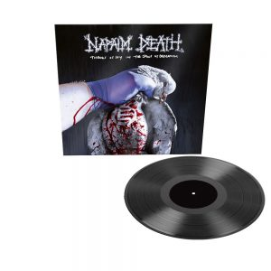 NAPALM DEATH – Throes Of Joy In The Jaws Of Defeatism LP