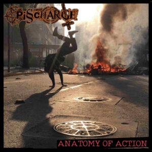 PISSCHARGE – Anatomy of Action LP