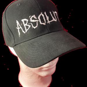 ABSOLUT – logo výšivka / embroidered logo