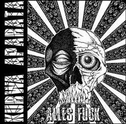 KURWA APARATA – Alles Fuck LP