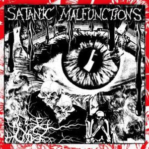 SATANIC MALFUNCTIONS / CAUSE OF DIVORCE split LP