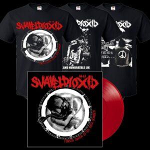 SVAVELDIOXID new album – preorders from now !!!