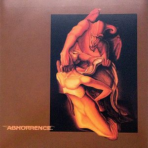 ABHORRENCE – s/t 7″EP