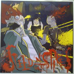 RUMPELSTILTSKIN GRINDER / ABSU – Speed 'N Spikes Vol II 7″EP
