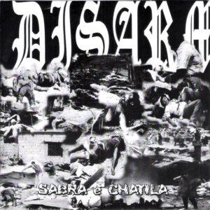 DISARM / H.407 split 7″EP