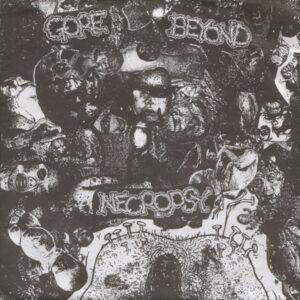 GORE BEYOND NECROPSY / DISGORGE split 7″EP