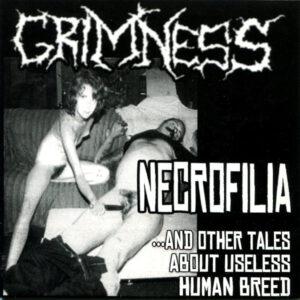 GRIMNESS / VISCERA split 7″EP